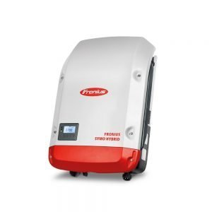 Fronius 5kW 3 Phase SYMO Solar Hybrid Inverter Dual MPPT IP65 AC With WIFI