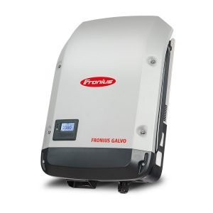 Fronius 2.5kW Single Phase GALVO Solar Inverter Single MPPT IP65 AC