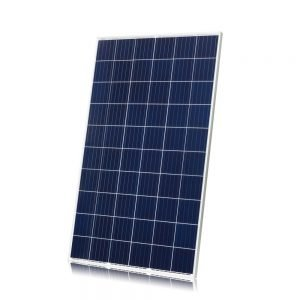 PowerWave 270 Watt Polycrystalline 35mm Silver Frame Solar Panel
