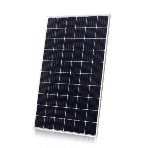 Powerwave 315 Watt TWINPOWER Monocrystalline 35mm Black Frame Solar Panel