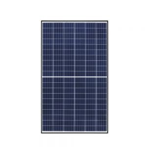 REC Solar 290 Watt TWINPEAK 2 Half Cut Multi PERC 38mm Black Frame Solar Panel