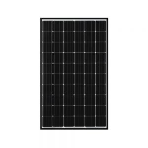 Solarie Energy 300 Watt Monocrystalline PERC 35mm Black Frame Solar Panel