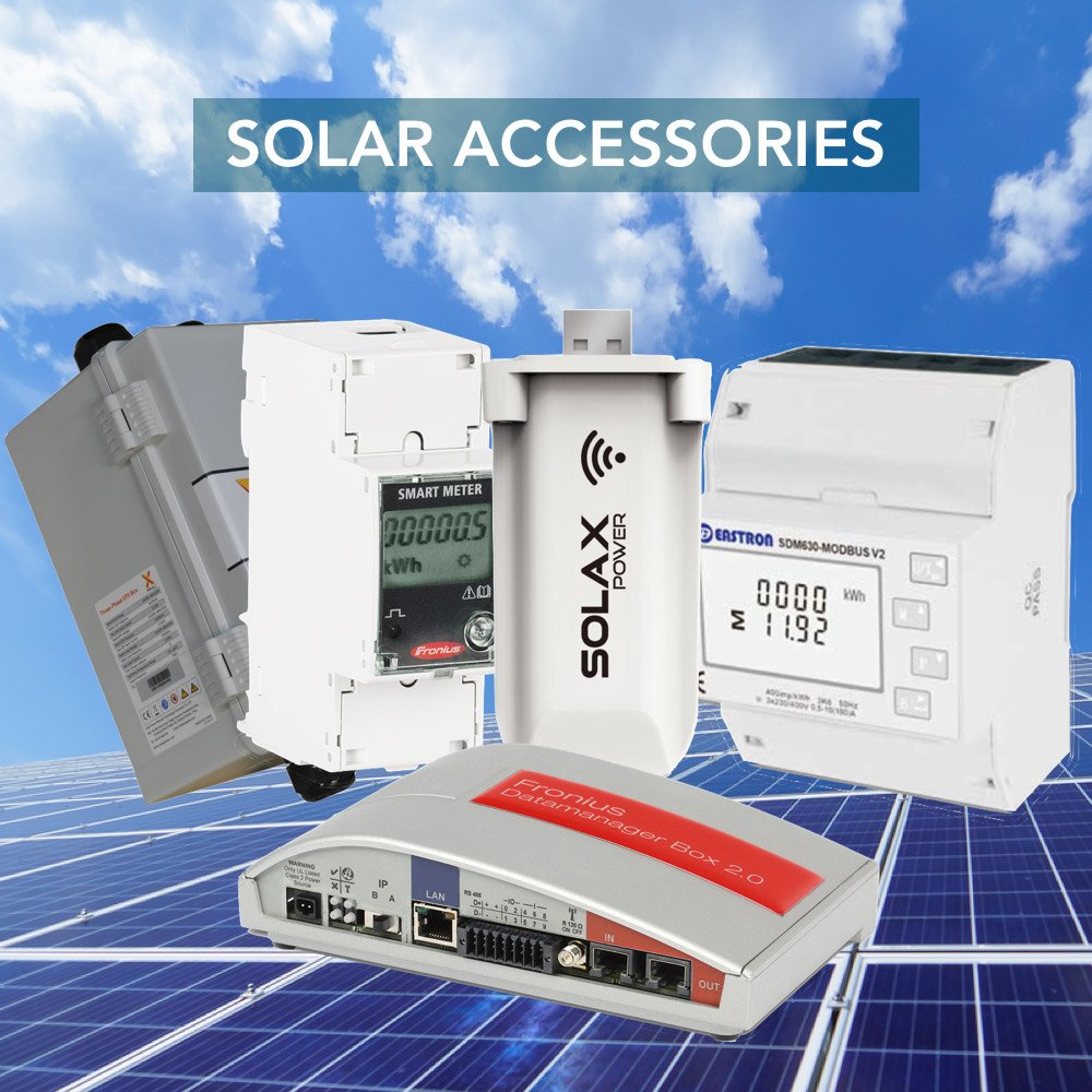 Solar Wholesalers Accessories