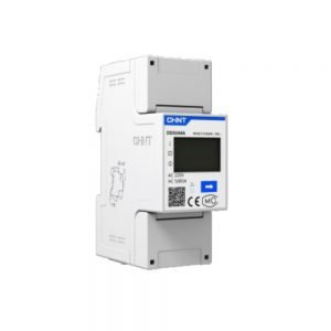 SolaX Chint Single Phase Din Rail Mount Kilowatt Hour Meter