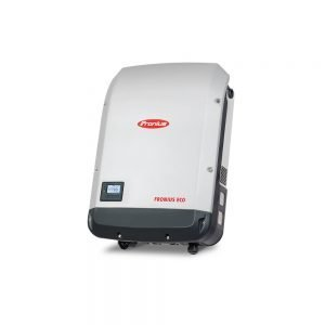 Fronius 27kW 3 Phase ECO Solar Inverter Single MPPT IP66 AC With WIFI