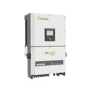 Growatt 30kw Three Phase Solar Inverter With Dual MPPT – 30000TL3-S