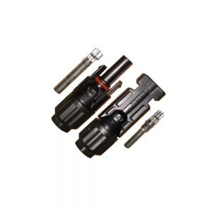 Seraphim Male & Female MC4 1000V DC To Suit 4-6mm2 Cable Pack of 100
