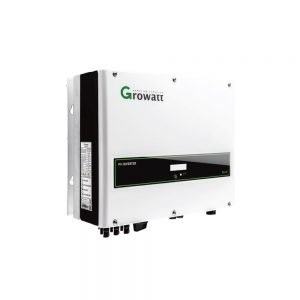 Growatt 10kw Three Phase Solar Inverter With Dual MPPT IP65 With WIFI