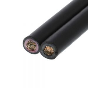 6mm DC Solar Twin PV1-F Cable 100 Metre Drum