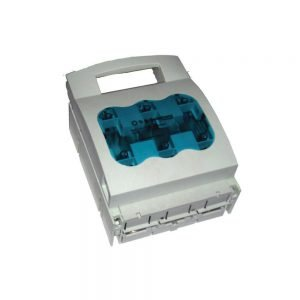 DC Solutions 250 Amp 3 Pole Fuse Switch Disconnector NH1 Type Fuse