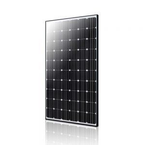 ET Solar M660 300W PERC Mono 60cell Black 35mm