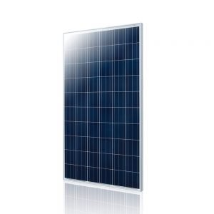 ET Solar P660 275W Poly 60cell Sliver 35mm