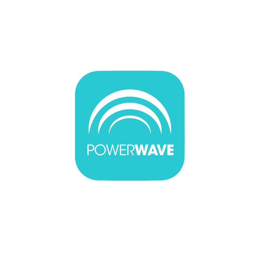 Powerwave logo