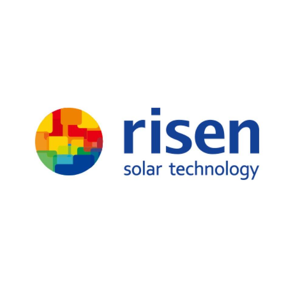 Risen energy logo
