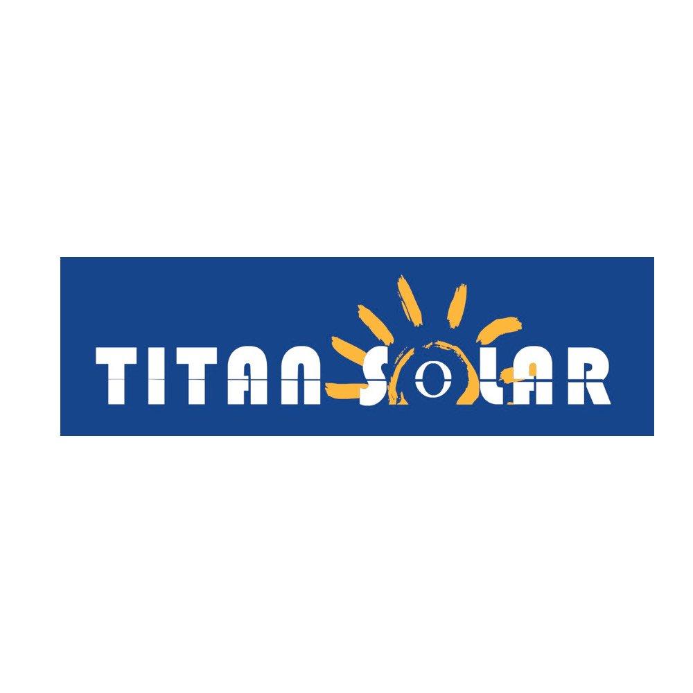 Titan solar logo