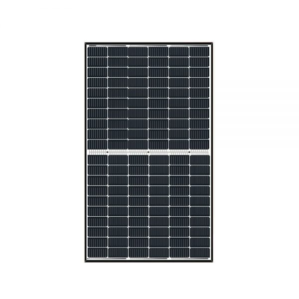Longi 370 Watt 120 Cell Hi-MO 4 Mono-PERC 35mm Black Frame Solar Panel