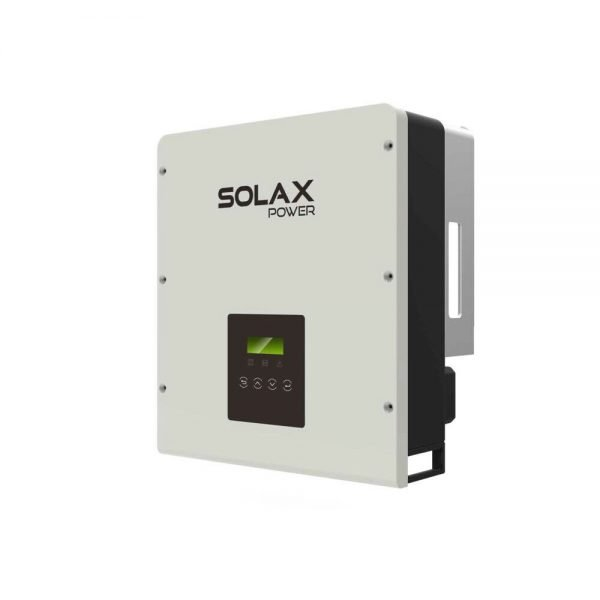 SolaX 8kW X-1 SMART Single Phase Solar Inverter Dual MPPT