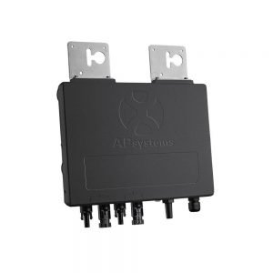 AP Systems 2 MPPT Microinverter – Model YC600