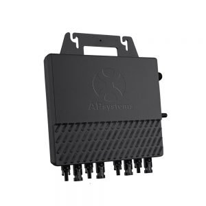 AP Systems 4 MPPT Microinverter – Model QS1